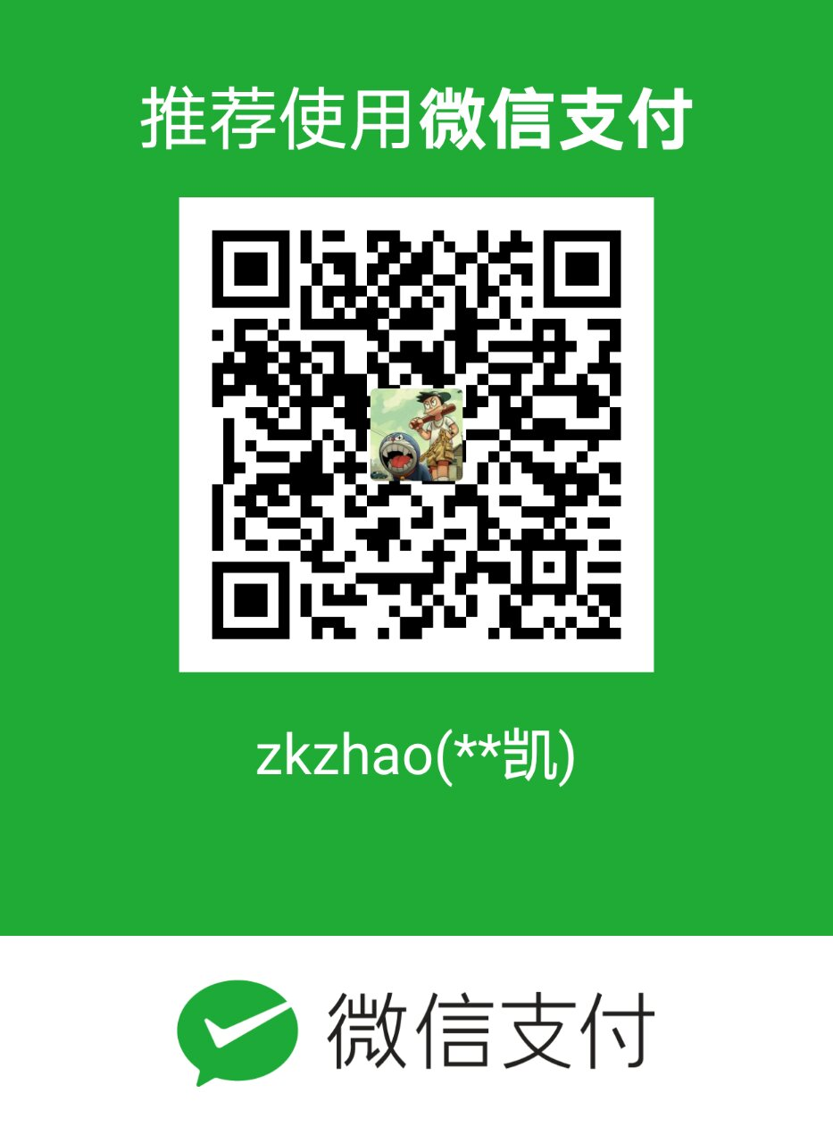 zkzhao WeChat Pay